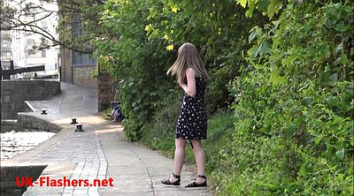 Street, Girl on girl, Undressing, Sexy girl, Solo girl, Undress