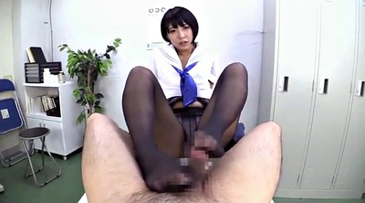 Foot, Nylon foot, Foot job