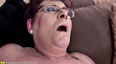 Old lesbian, Young fuck old, Granny group, Piss group