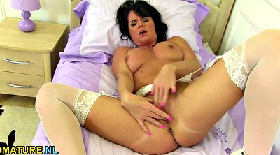 Stocking, Stocking milf, Milf stockings