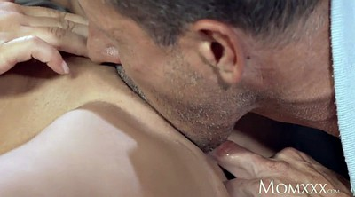 Man, Mature couples, Licking pussy