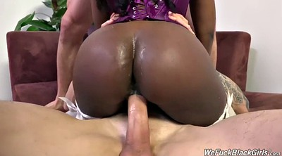 Double, Oil anal, Double black