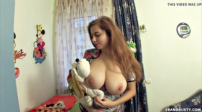 Russian teen, Big nature, Set