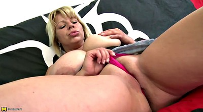 Mom and son, Old and young, Fuck mom, Sucking big tits, Son and mom, Mom&son