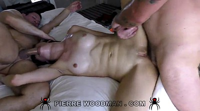 Double penetration, Threesome anal, Big tits anal, Toys anal, Submiss