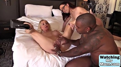 Mom and daughter, Mom daughter, Monster black cock, Are, Mom blacked, Mom black