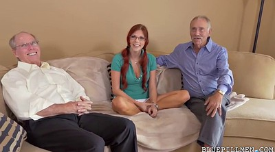 Farting, Redhead, Missionary, Face fart