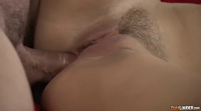 Hairy anal, First anal, First time anal