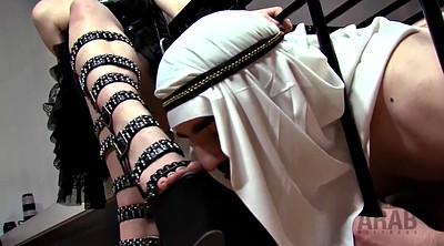 Arab, Mistress foot, Foot cuckold, Cuckold foot