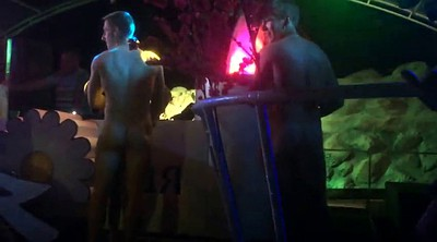 Naked, Russian public