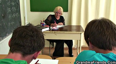 Old teacher, Mature and boy, Very young, Very old granny, Very old, Mature and boys