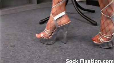 Sock, Slip, Perfect, Femdom pov, Socks, Slipped