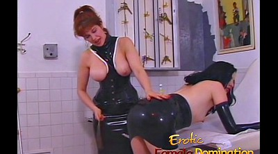 Pain, Piercing, Dominatrix, Pierce, Mature femdom