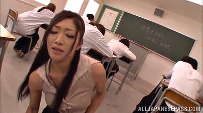 Abused, Japanese pantyhose, Japanese teacher, Japanese big tits, Abuse, Japanese teachers
