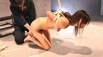 Tied, Tied teen, Hang, Asian bondage