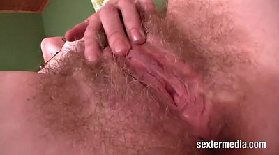 Amateur, German hairy