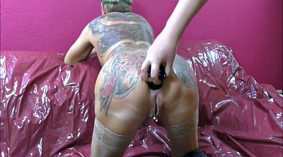 Butt plug, Anal squirting