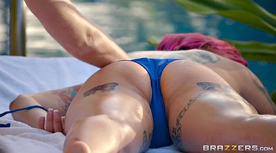 Cory chase, Anna bell, Anna bell peaks, Cory, Vacation, Oil milf