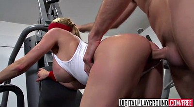 Alexis fawx, Gym, Digitalplayground