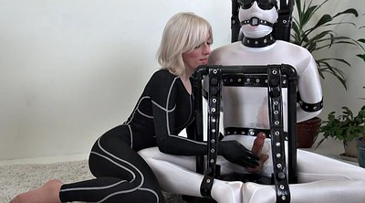 Rubber, Bound, Fleshlight, Bdsm milk