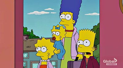 Cartoon, Cartoons, Simpsons, Simpson, Compile