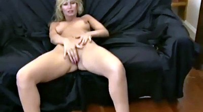 Blonde milf, Solo model