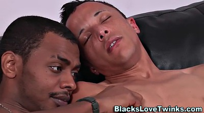Interracial, Black anal