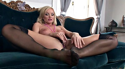 Milf solo, Stockings, Solo milf, Milf stocking, Silvia saint, Solo stockings