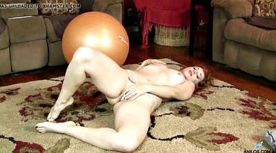 Yoga, Nipple, Mature masturbation, Amber, Dawn