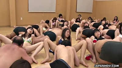 Japanese orgy, Dick, Japanese group, Japanese guy, Japanese face sitting