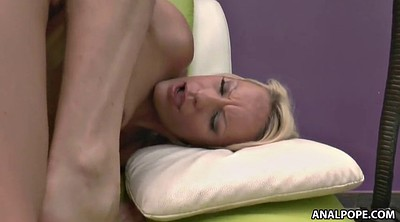 Mature anal, Moore