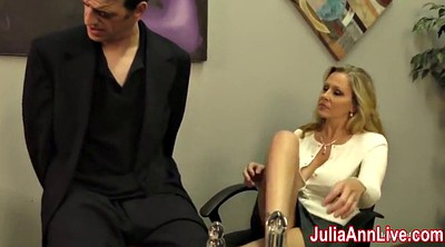 Julia ann, Milking tits