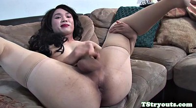 Asian solo, Shemale solo, Auditions, Asian casting