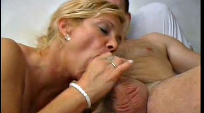 Anal, French mature