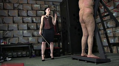 Caning, Male
