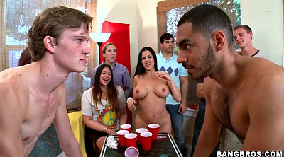 Kitty, Britney amber, College orgy