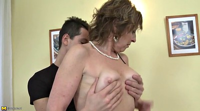 Mom and son, With son, Old mom, Mom taboo, Mature taboo