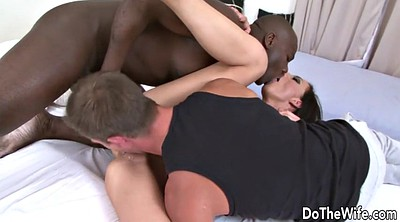 Interracial kissing, Laura, Interracial wife