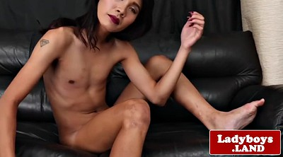Ladyboy, Asian ladyboy, Shemale asian