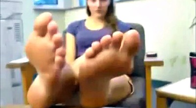 White girl, Feet soles, Feet fetish, Sole