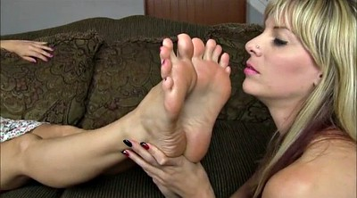 Mature feet, Mature foot, Feet worship