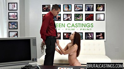 Rough sex, Teen slave