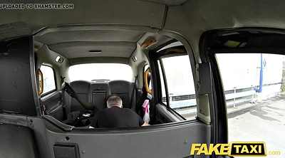 Fake taxi, Fake tits, Masked, Taxi anal