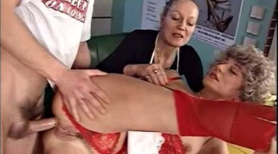 Vintage anal, French anal