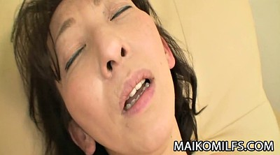 Hard, Japanese milf, Insertion