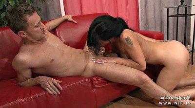 Casting anal, French anal