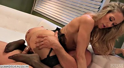 Brandi love, Love brandi, Boy and mature, Mature boy, Lady boy