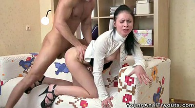 First, Granny anal, First anal, Year, Old granny anal