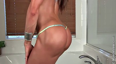 Mature anal, Sports, Mature solo, Muscle solo, Julie