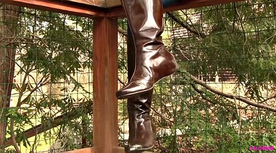 Foot, Boots, Boot fetish